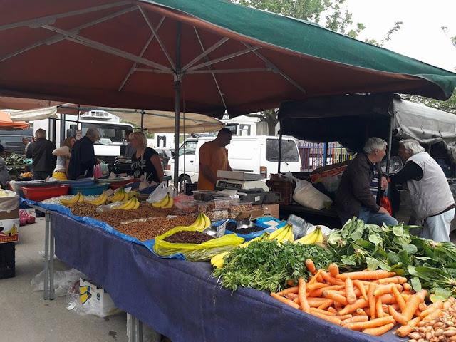 ΣΗΜΕΡΑ ΔΕΥΤΕΡΑ: Μια βόλτα στην Λαϊκή Αγορά της ΒΟΝΙΤΣΑΣ (ΦΩΤΟ: Στέλλα Λιάπη) - Φωτογραφία 43
