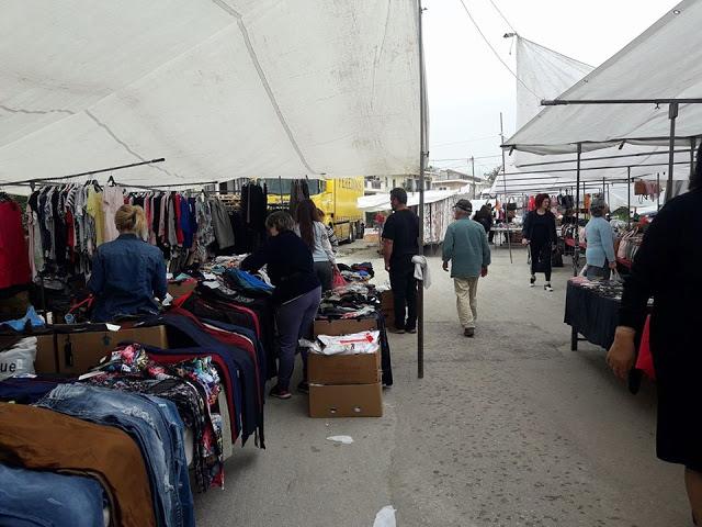 ΣΗΜΕΡΑ ΔΕΥΤΕΡΑ: Μια βόλτα στην Λαϊκή Αγορά της ΒΟΝΙΤΣΑΣ (ΦΩΤΟ: Στέλλα Λιάπη) - Φωτογραφία 49