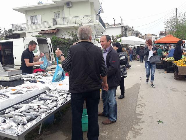ΣΗΜΕΡΑ ΔΕΥΤΕΡΑ: Μια βόλτα στην Λαϊκή Αγορά της ΒΟΝΙΤΣΑΣ (ΦΩΤΟ: Στέλλα Λιάπη) - Φωτογραφία 5