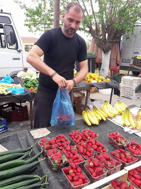 ΣΗΜΕΡΑ ΔΕΥΤΕΡΑ: Μια βόλτα στην Λαϊκή Αγορά της ΒΟΝΙΤΣΑΣ (ΦΩΤΟ: Στέλλα Λιάπη) - Φωτογραφία 50