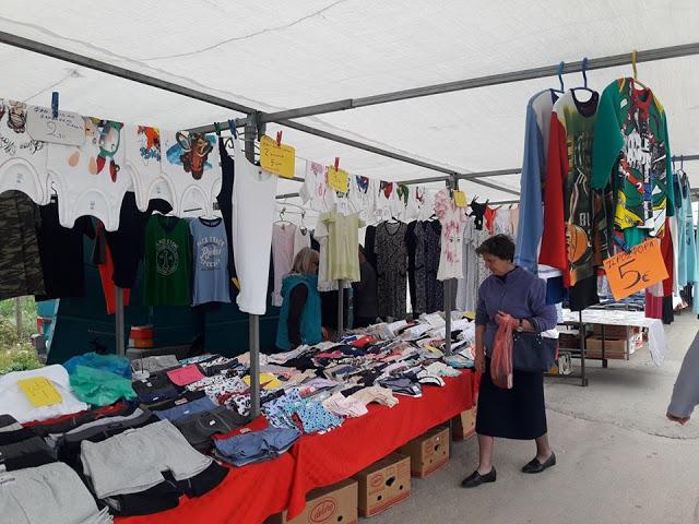ΣΗΜΕΡΑ ΔΕΥΤΕΡΑ: Μια βόλτα στην Λαϊκή Αγορά της ΒΟΝΙΤΣΑΣ (ΦΩΤΟ: Στέλλα Λιάπη) - Φωτογραφία 57