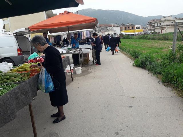 ΣΗΜΕΡΑ ΔΕΥΤΕΡΑ: Μια βόλτα στην Λαϊκή Αγορά της ΒΟΝΙΤΣΑΣ (ΦΩΤΟ: Στέλλα Λιάπη) - Φωτογραφία 62