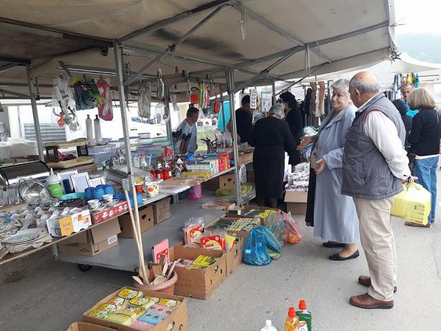 ΣΗΜΕΡΑ ΔΕΥΤΕΡΑ: Μια βόλτα στην Λαϊκή Αγορά της ΒΟΝΙΤΣΑΣ (ΦΩΤΟ: Στέλλα Λιάπη) - Φωτογραφία 74