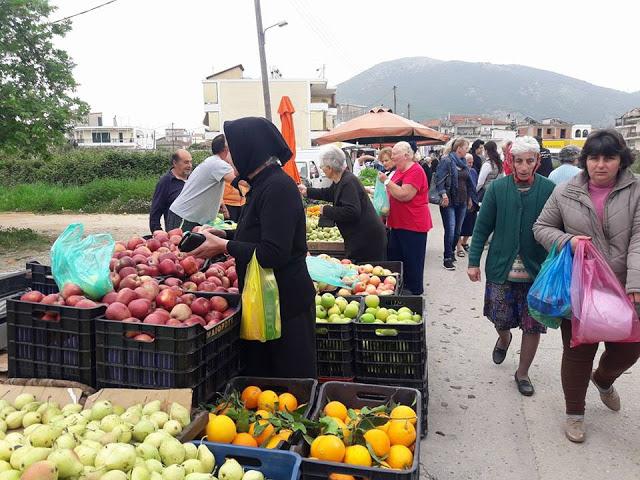 ΣΗΜΕΡΑ ΔΕΥΤΕΡΑ: Μια βόλτα στην Λαϊκή Αγορά της ΒΟΝΙΤΣΑΣ (ΦΩΤΟ: Στέλλα Λιάπη) - Φωτογραφία 8