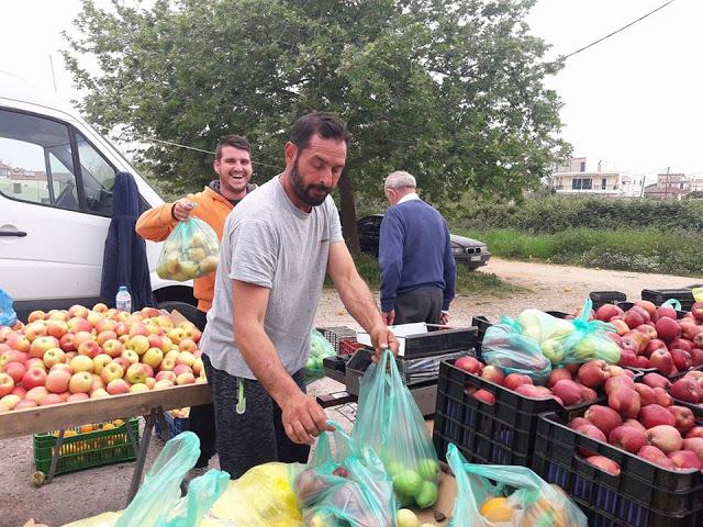 ΣΗΜΕΡΑ ΔΕΥΤΕΡΑ: Μια βόλτα στην Λαϊκή Αγορά της ΒΟΝΙΤΣΑΣ (ΦΩΤΟ: Στέλλα Λιάπη) - Φωτογραφία 87