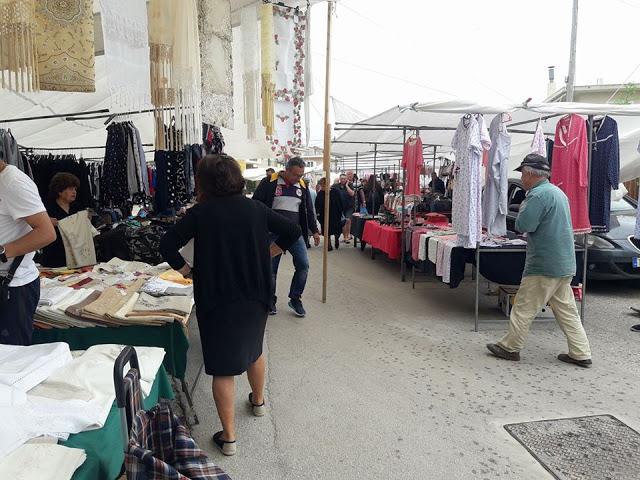 ΣΗΜΕΡΑ ΔΕΥΤΕΡΑ: Μια βόλτα στην Λαϊκή Αγορά της ΒΟΝΙΤΣΑΣ (ΦΩΤΟ: Στέλλα Λιάπη) - Φωτογραφία 88