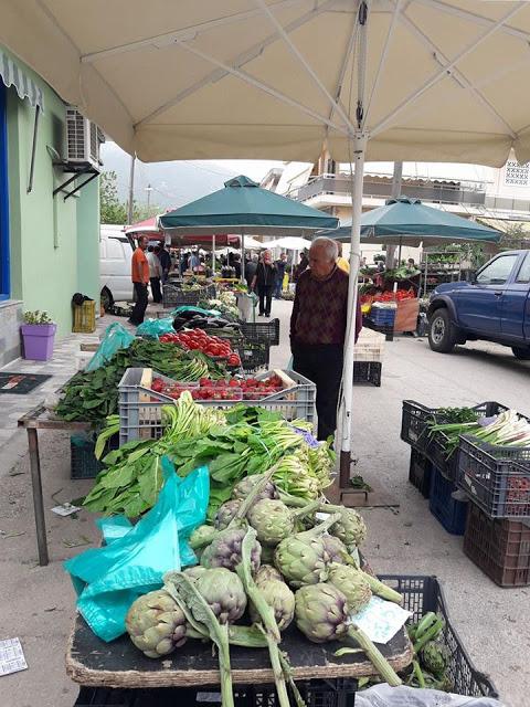 ΣΗΜΕΡΑ ΔΕΥΤΕΡΑ: Μια βόλτα στην Λαϊκή Αγορά της ΒΟΝΙΤΣΑΣ (ΦΩΤΟ: Στέλλα Λιάπη) - Φωτογραφία 91