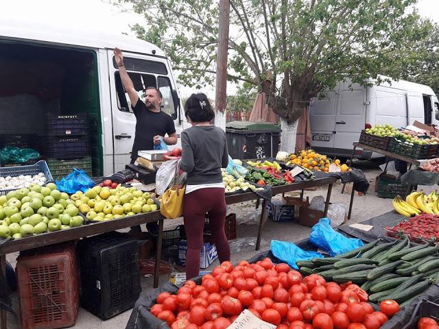 ΣΗΜΕΡΑ ΔΕΥΤΕΡΑ: Μια βόλτα στην Λαϊκή Αγορά της ΒΟΝΙΤΣΑΣ (ΦΩΤΟ: Στέλλα Λιάπη) - Φωτογραφία 93