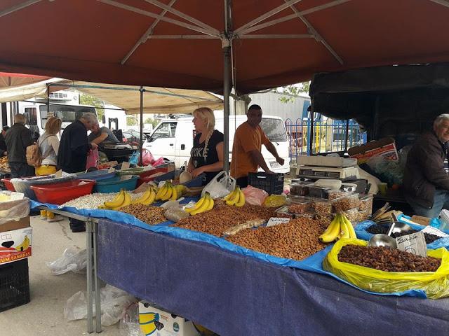 ΣΗΜΕΡΑ ΔΕΥΤΕΡΑ: Μια βόλτα στην Λαϊκή Αγορά της ΒΟΝΙΤΣΑΣ (ΦΩΤΟ: Στέλλα Λιάπη) - Φωτογραφία 95