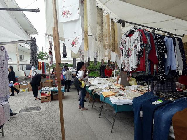 ΣΗΜΕΡΑ ΔΕΥΤΕΡΑ: Μια βόλτα στην Λαϊκή Αγορά της ΒΟΝΙΤΣΑΣ (ΦΩΤΟ: Στέλλα Λιάπη) - Φωτογραφία 96