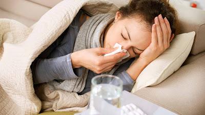 Η γρίπη και οι εποχιακές ιώσεις είναι ακόμα εδώ. Σε 36 οι νεκροί για φέτος στην χώρα μας. Πώς μεταδίδεται η γρίπη και ποια τα συμπτώματά της - Φωτογραφία 1