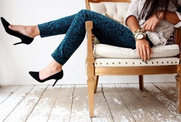 6 tricks για να δείχνουν τα πόδια σου πιο μακριά - Φωτογραφία 1