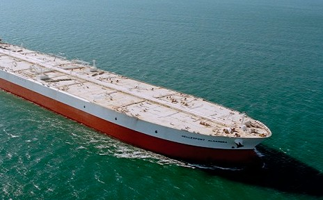 Hellespont Fairfax : Ένα από τα μεγαλύτερα δεξαμενόπλοια που φτιαχτήκαν ποτέ! - Φωτογραφία 1