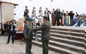 ΝΑΟΥΣΑ: Στις εκδηλώσεις της 196ης επετείου του ολοκαυτώματος ο Υποστράτηγος Πέτρος Δεμέστιχας - Φωτογραφία 1