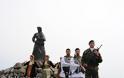 ΝΑΟΥΣΑ: Στις εκδηλώσεις της 196ης επετείου του ολοκαυτώματος ο Υποστράτηγος Πέτρος Δεμέστιχας - Φωτογραφία 45