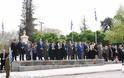 ΝΑΟΥΣΑ: Στις εκδηλώσεις της 196ης επετείου του ολοκαυτώματος ο Υποστράτηγος Πέτρος Δεμέστιχας - Φωτογραφία 54