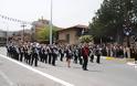 ΝΑΟΥΣΑ: Στις εκδηλώσεις της 196ης επετείου του ολοκαυτώματος ο Υποστράτηγος Πέτρος Δεμέστιχας - Φωτογραφία 55