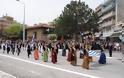 ΝΑΟΥΣΑ: Στις εκδηλώσεις της 196ης επετείου του ολοκαυτώματος ο Υποστράτηγος Πέτρος Δεμέστιχας - Φωτογραφία 57
