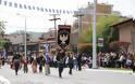 ΝΑΟΥΣΑ: Στις εκδηλώσεις της 196ης επετείου του ολοκαυτώματος ο Υποστράτηγος Πέτρος Δεμέστιχας - Φωτογραφία 58