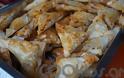 Η συνταγή της ημέρας: Πεντανόστιμα κοτοπιτάκια με φύλλο κρούστας