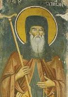 10544 - Όσιος Συμεών ο Μονοχίτων και Ανυπόδητος (†1594) - Φωτογραφία 1
