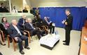 Επίσκεψη Υπουργού Άμυνας της Δημοκρατίας της Εσθονίας στο Κέντρο Επιχειρήσεων του Αρχηγείου Στόλου - Φωτογραφία 3