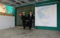 Επίσκεψη Υπουργού Άμυνας της Δημοκρατίας της Εσθονίας στο Κέντρο Επιχειρήσεων του Αρχηγείου Στόλου - Φωτογραφία 5
