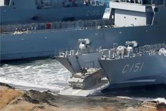 Η Τουρκία κάνει πρόβα απόβασης σε ελληνικό νησί: Πρωτοφανής κινητικότητα απέναντι από τη Χίο – Συγκέντρωση μεγάλων ναυτικών και ειδικών δυνάμεων