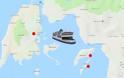 Tα ναύλα επιβατών και οχημάτων για την γραμμή Καστός-Κάλαμος-Νυδρί