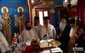 Παρεκκλήσιο των Αγίων Πορφυρίου και Παϊσίου εγκαινίασε ο Αργολίδος Νεκτάριος