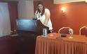 Διαβάστε την ομιλία της Μαρίας Παναγοπούλου - Τί είπε για επίσημα, οχήματα, τμήματα ασφαλείας