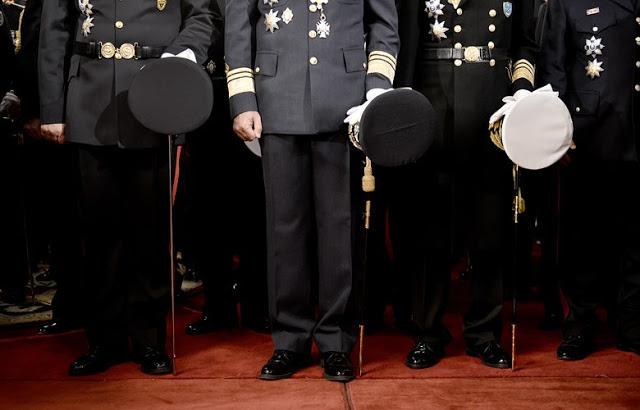 Αυτοί είναι οι μισθοί των Ελλήνων αξιωματικών - Φωτογραφία 1
