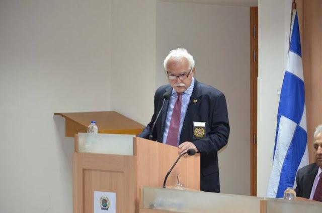 Με επιτυχία ολοκληρώθηκε το 34o Πανελλήνιο Συνέδριο του Ελληνικού Τμήματος της Διεθνούς Ενώσεως Αστυνομικών - Φωτογραφία 5