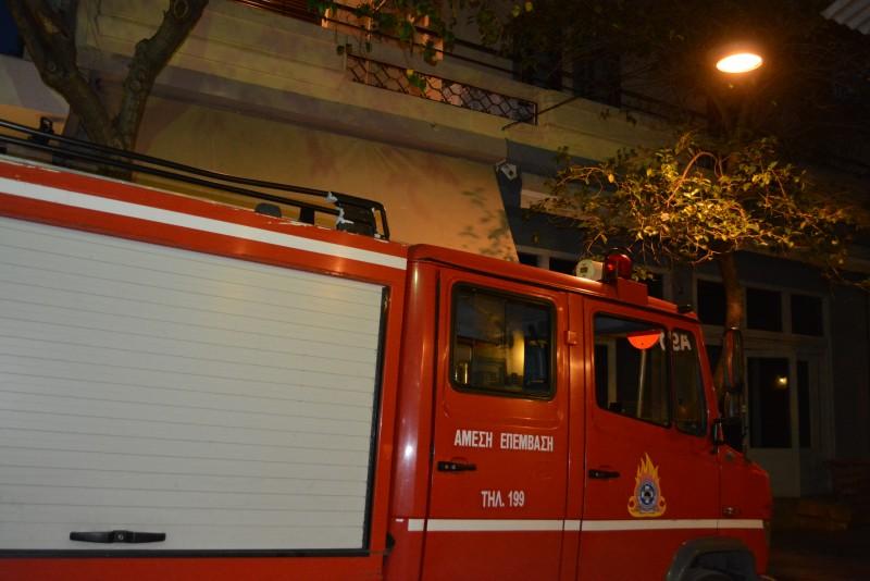 Δύο ελαφριά τραυματίες από έκρηξη σε κατάστημα στην Παλιά Πόλη [photos] - Φωτογραφία 7