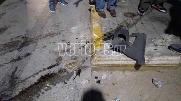 Συμβαίνει τώρα: Τρόμος στο κέντρο της Βέροιας - Από θαύμα δεν θρηνήσαμε νεκρούς! [photos] - Φωτογραφία 11