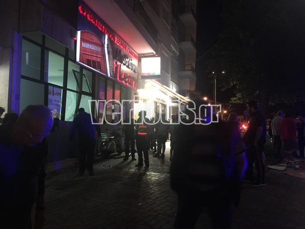 Συμβαίνει τώρα: Τρόμος στο κέντρο της Βέροιας - Από θαύμα δεν θρηνήσαμε νεκρούς! [photos] - Φωτογραφία 15