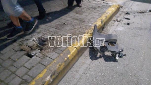 Συμβαίνει τώρα: Τρόμος στο κέντρο της Βέροιας - Από θαύμα δεν θρηνήσαμε νεκρούς! [photos] - Φωτογραφία 3