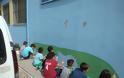 «Τα παιδιά ζωγραφίζουν στον τοίχο…» του Δημητρούκειου Δημοτικού σχολείου στο Βασιλόπουλο-Καραϊσκάκη