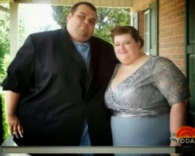 Δεν θα πιστεύετε πως έγινε αυτό το ζευγάρι μέσα σε 19 μήνες! [photos] - Φωτογραφία 1