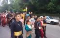 Αγρίνιο: Συγκίνηση και φέτος στην λαμπαδηφορία για τα θύματα της Γενοκτονίας των Ποντίων (φωτο)