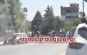 ΤΩΡΑ- Ισχυρές αστυνομικές δυνάμεις έξω από το Αρχηγείο Τακτικής Αεροπορίας