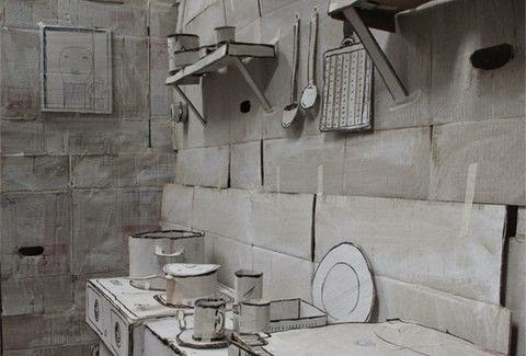 Σου φαίνεται για μία φυσιολογική κουζίνα; Δες καλύτερα και θα καταλάβεις γιατί δεν είναι ένα συνηθισμένο σπίτι! [photo] - Φωτογραφία 1