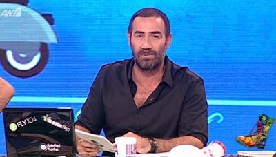Αντώνης Κανάκης: Σχολιάζει την τηλεθέαση και την Prime-Time του ANT1... - Φωτογραφία 1