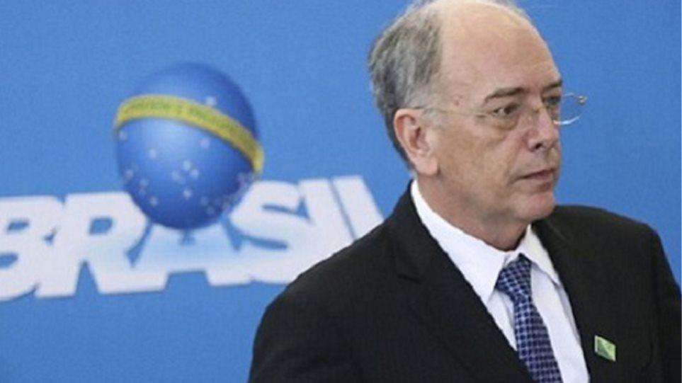 Παραιτήθηκε ο πρόεδρος της Petrobras - Φωτογραφία 1
