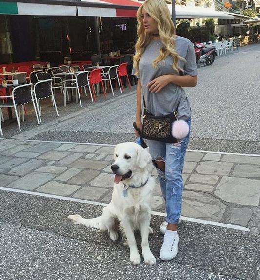 Σκύλος επιτέθηκε στην Ιωάννα Τούνη και την έστειλε στο νοσοκομείο (ΦΩΤΟ) - Φωτογραφία 2