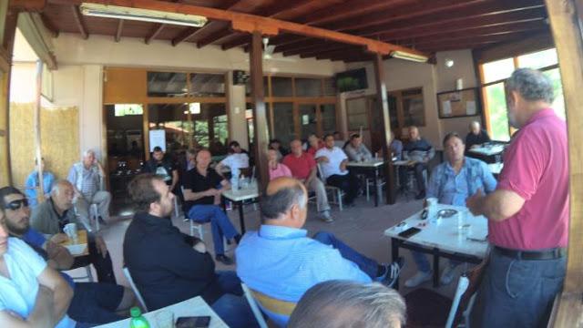 ΝΙΚΟΣ ΜΩΡΑΪΤΗΣ: Περιοδεία του βουλευτή του ΚΚΕ στη Δυτική Μακεδονία (ΦΩΤΟ) - Φωτογραφία 1