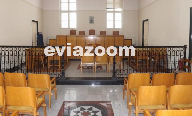 Δικαστήρια Χαλκίδας: Αναβολή για τον Ιανουάριο πήρε η δίκη της 50χρονης Διευθύντριας του Δήμου Ιστιαίας - Αιδηψού που συνελήφθη για δωροδοκία και «φακελάκι» 1.200 ευρώ! - Φωτογραφία 1