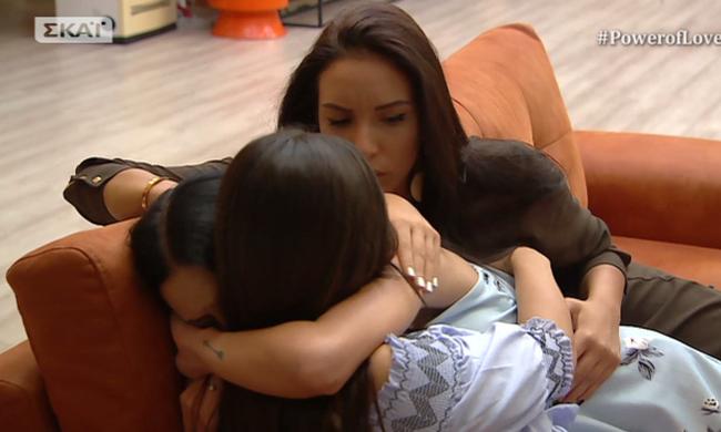 Power of love: Η Τζούλια τσακώθηκε με τον Μιχάλη λόγω του Αντρέα και σπάραξε στο κλάμα [video] - Φωτογραφία 1