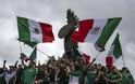 Σεισμός στο Μεξικό μετά το γκολ;