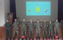 Σύσκεψη Υπασπιστών Διοίκησης Σχηματισμών της 1ης ΣΤΡΑΤΙΑΣ «ΑΧΙΛΛΕΑΣ» (ΦΩΤΟ)